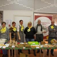 LC Viljandi Fellin korraldatud heategevuslik koogimüük