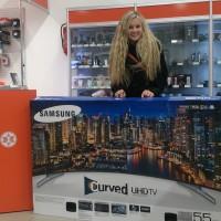 Sünnipäevaloosi peavõidu Samsungi televiisori EXPERT'lt võitis Nataly!!