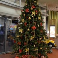 Uku Keskuse jõulupuu