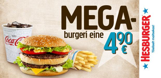 Megaburger !!!