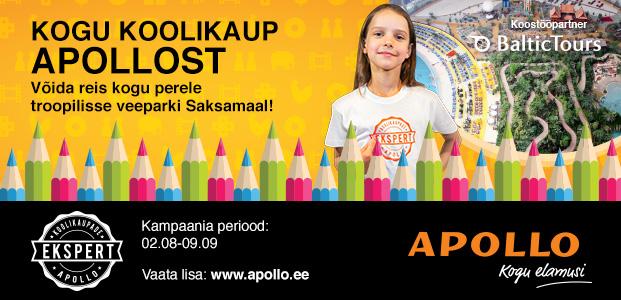 koolikampaania apollos!