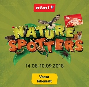 Nature spotters !