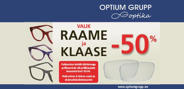 -50% Optium Grupis