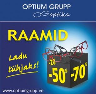 Optium Grupp Optika laotühjendus