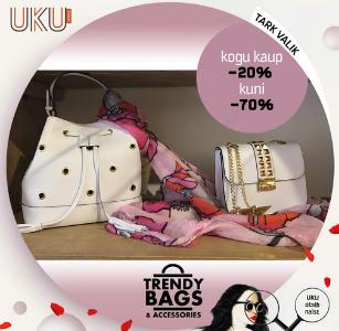 Ilusad hinnad 1.–8.03 – Trendy Bags