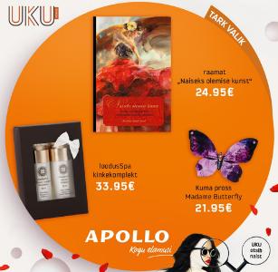 Ilusad hinnad 1.–8.03 – Apollo